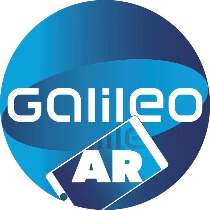 """""""Galileo Augmented-Reality-Woche"""" - Logo - Bildquelle: ProSieben"""