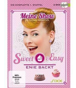 Sweet & Easy - Enie backt jetzt auch auf DVD!