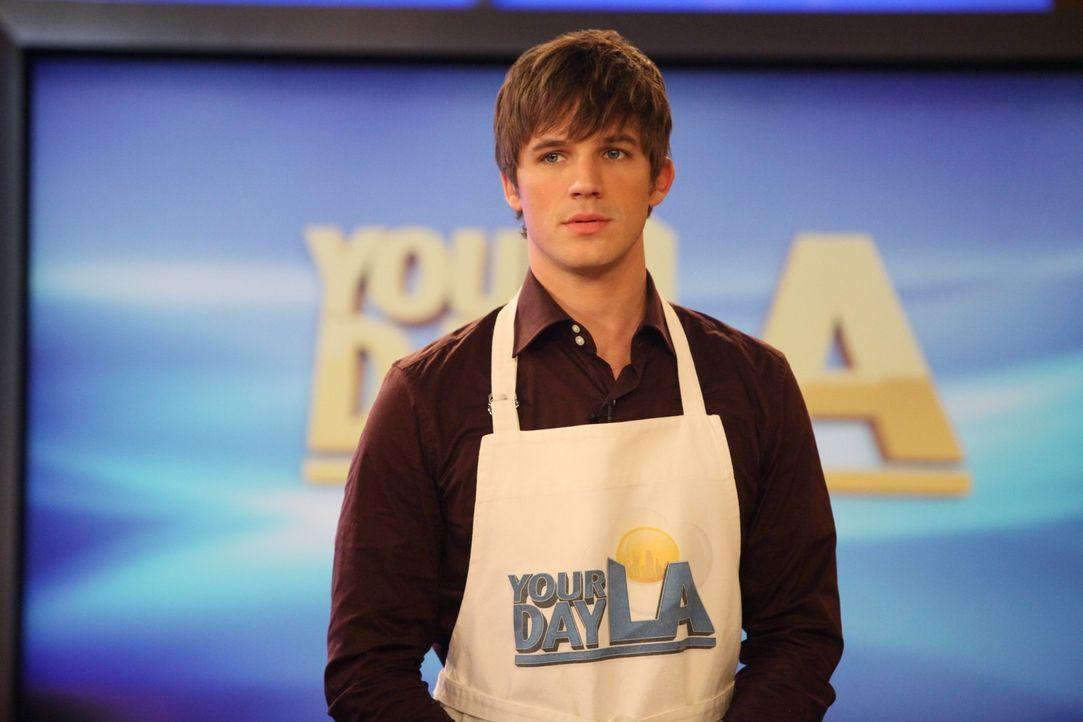 Hat Liam (Matt Lanter) wirklich das Zeug zum Fernsehstar? - Bildquelle: 2011 The CW Network. All Rights Reserved.
