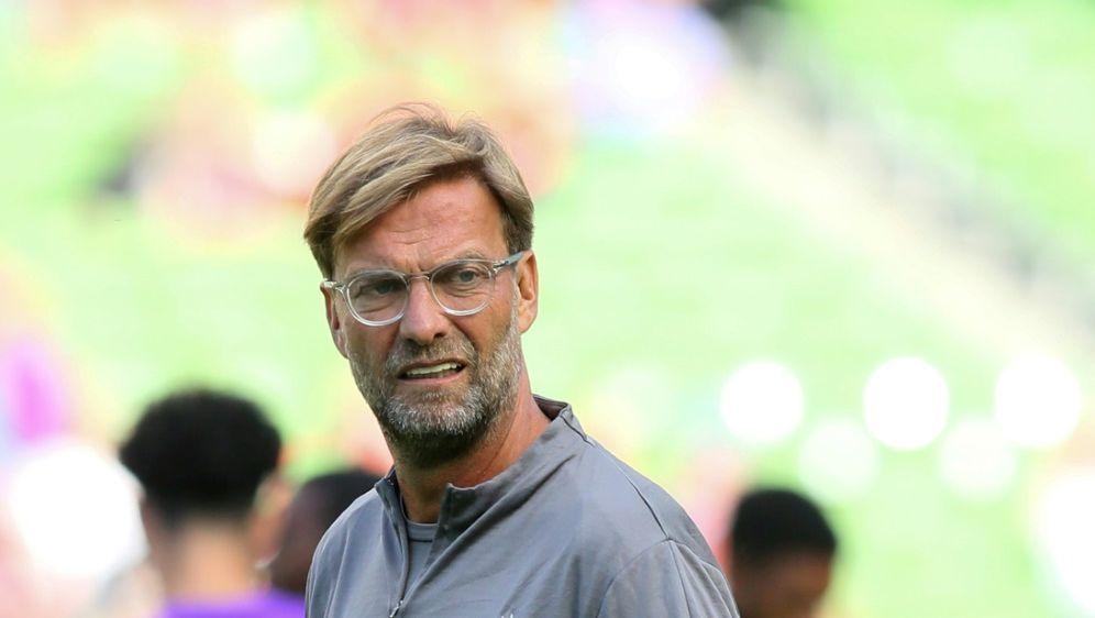 Jürgen Klopp: LFC-Trainer hat noch Vertrag in England - Bildquelle: AFPSIDPaul FAITH