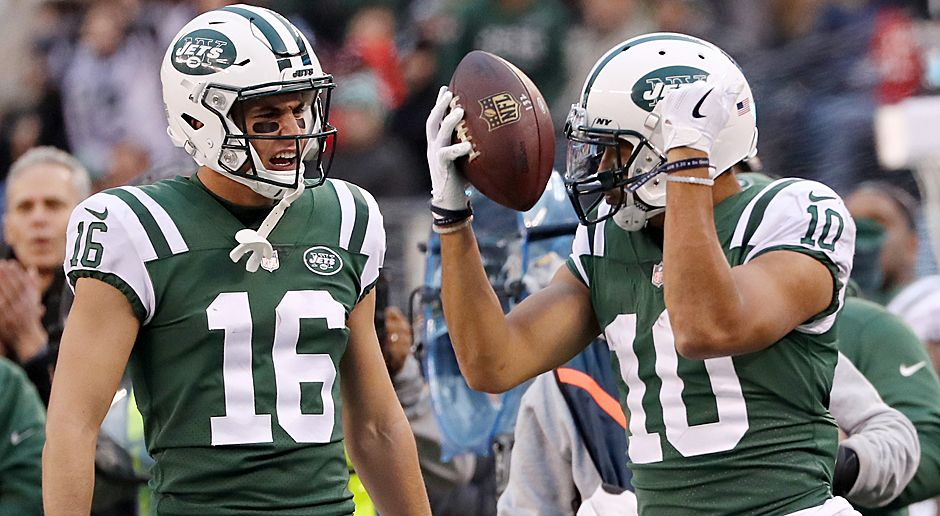 Platz 25 (geteilt): New York Jets (AFC East) - Bildquelle: 2017 Getty Images