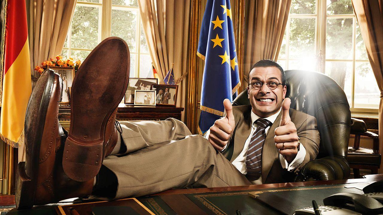 2013-Der-Minister - Bildquelle: SAT.1/Günther Philipp