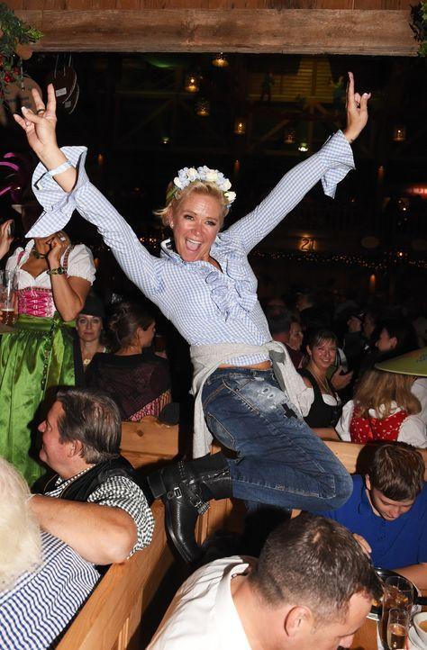 Claudia- Effenberg-14-09-23-dpa - Bildquelle: dpa