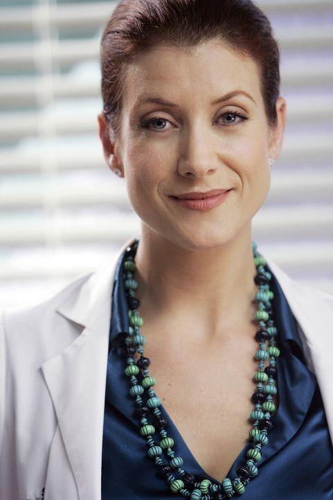 (2. Staffel) - Die Beziehung zwischen Derek und Meredith ist an Dr. Addison Shepherd (Kate Walsh) nicht unbemerkt vorbei gegangen ... - Bildquelle: Touchstone Television