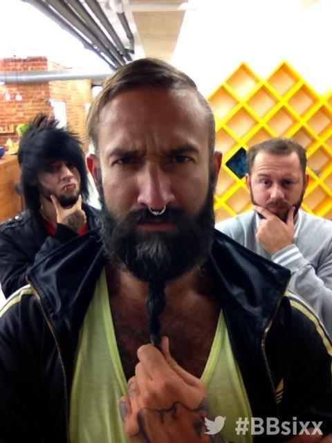 Tag 9: Tim, Hans-Christian und Tomas Pokerface - Bildquelle: sixx