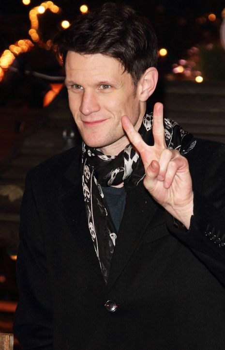Matt-Smith-14-11-20-Winter-Wonderland-WENN-com - Bildquelle: WENN.com