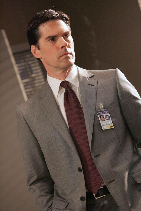 Ein neuer Fall bereitet Hotch (Thomas Gibson) und seinen Kollegen ziemlich viel Kopfzerbrechen ... - Bildquelle: Touchstone Television