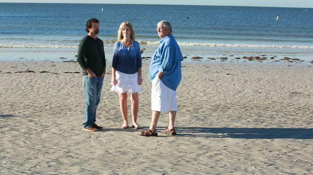 Werden Sage (l.), Kandace (M.) und Richard (r.) sich ein Haus direkt am Wasse...