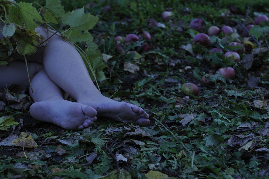Die 15-jährigen Deanna Gillean (Shyana Fairman) aus Michigan wurde erwürgt und nackt in einem Obstgarten abgelegt. Die Ermittler verdächtigen ihren... - Bildquelle: Ben Mark Holzberg Cineflix 2010