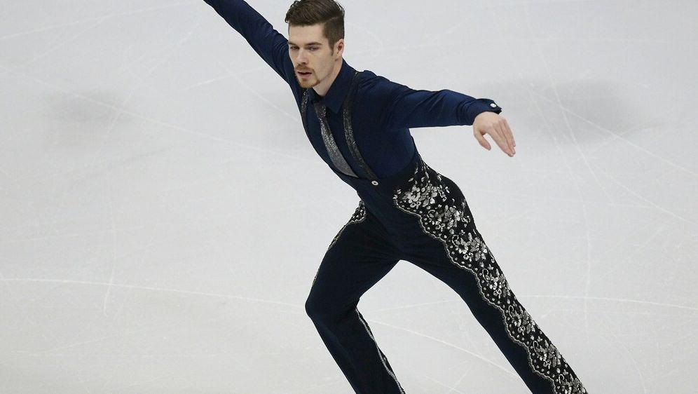 Paul Fentz erhält einen Startplatz bei Skate Canada - Bildquelle: PIXATHLONPIXATHLONSID