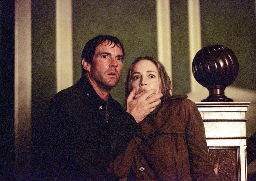 Cooper Tilson (Dennis Quaid, l.) und seine Frau Leah (Sharon Stone, r.) haben genug vom aufreibenden Leben in Manhattan. Sie ziehen mit ihren Kinder... - Bildquelle: Buena Vista Pictures Distribution. All Rights Reserved.