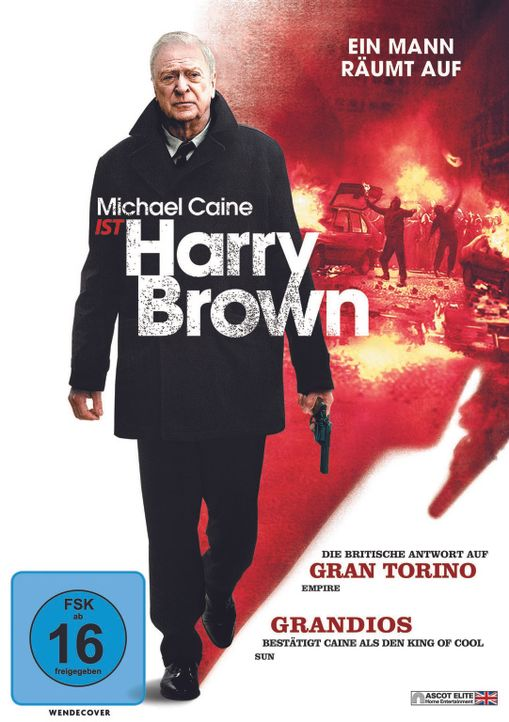 Harry Brown - Plakatmotiv - Bildquelle: Ascot Elite Home Entertainment GmbH