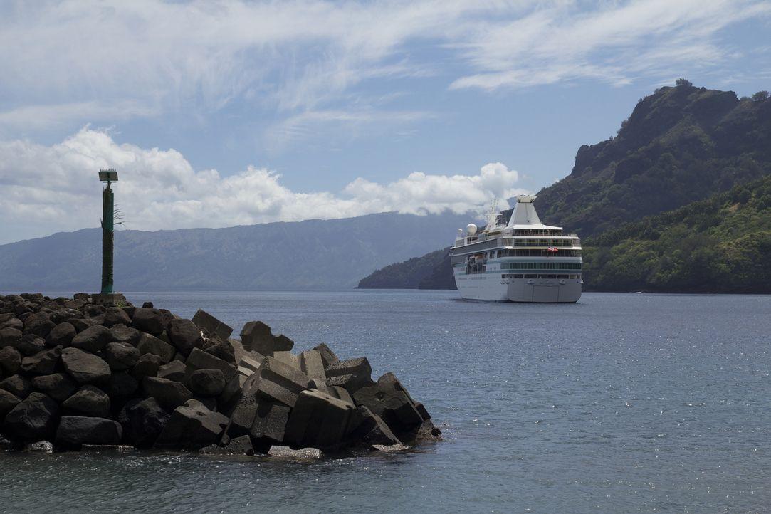 Das Kreuzfahrtschiff Paul Gaugain bietet für seine Gäste an Bord einen Aufenthalt der Luxusklasse ... - Bildquelle: Exploration Production Inc.