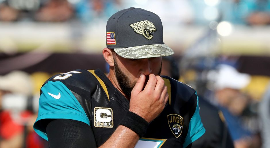 Blake Bortles (Jacksonville Jaguars) - Bildquelle: 2016 Getty Images