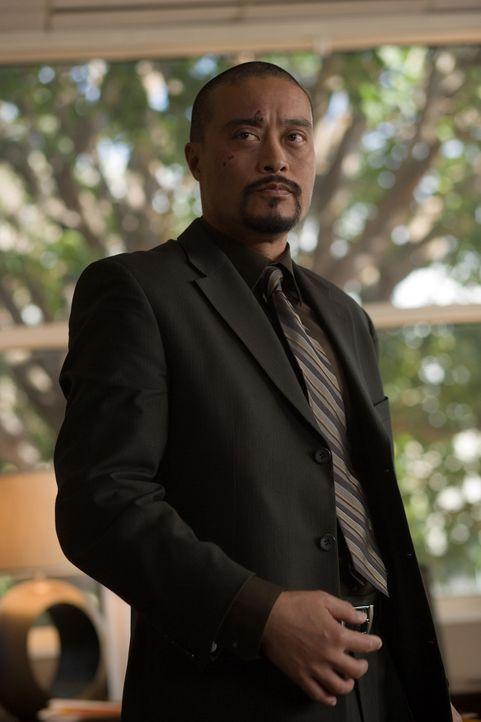 Kim (Leo Lee) führt nichts Gutes im Schilde ... - Bildquelle: 2009 Sony Pictures Home Entertainment Inc. All Rights Reserved.