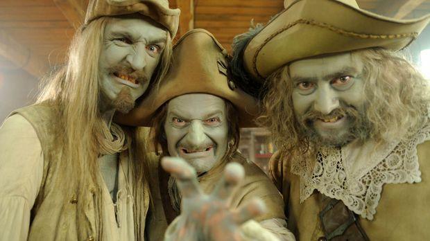 Der Legende nach wurden vor 300 Jahren die drei Räubergesellen Mops (Alexande...