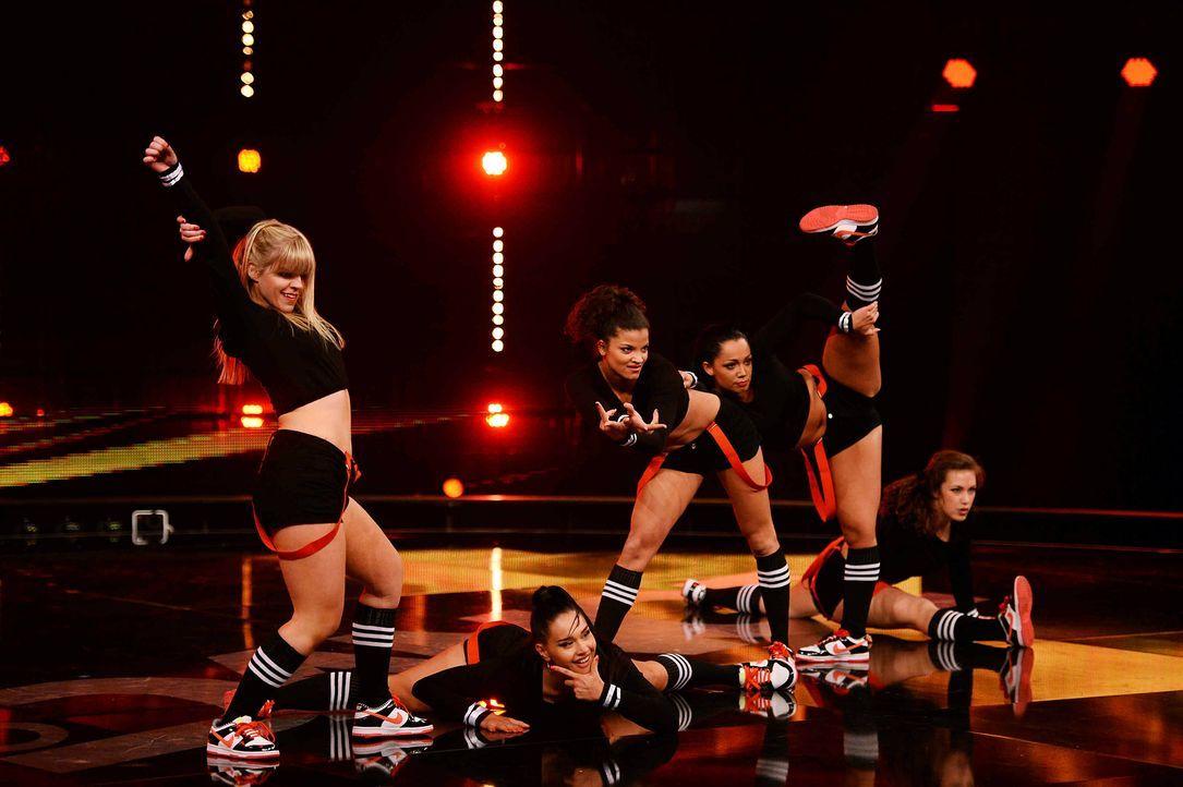 Got-To-Dance-Banging-Boots-06-SAT1-ProSieben-Willi-Weber - Bildquelle: SAT.1/ProSieben/Willi Weber