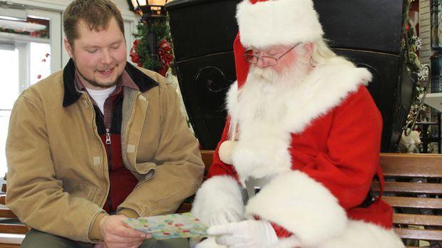 Wer hätte nicht gerne ein Haus in der Nähe des Weihnachtsmanns? - Bryce Ward...