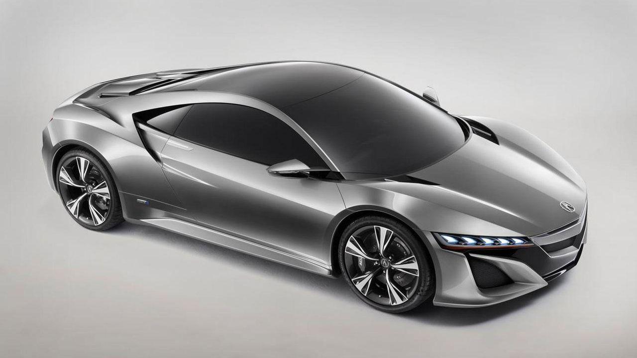 Acura NSX - Bildquelle: Honda