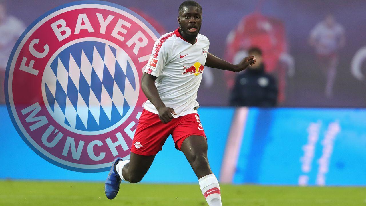 Dayot Upamecano (RB Leipzig) - Bildquelle: 2018 Getty Images