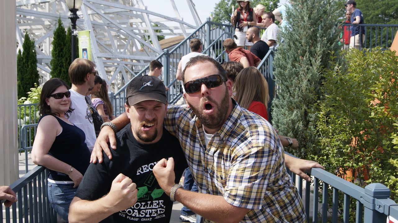Bert Kreischer (r.) - Bildquelle: 2010, The Travel Channel, L.L.C.