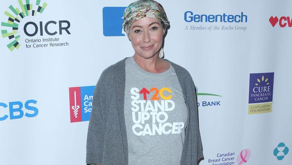 Shannen Doherty Zeigt Ihren Ersten Haarschnitt Nach Der Chemo