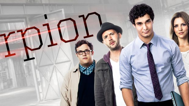 (2. Staffel) - scorpion - Plakat © Sonja Flemming 2014 CBS Broadcasting, Inc....