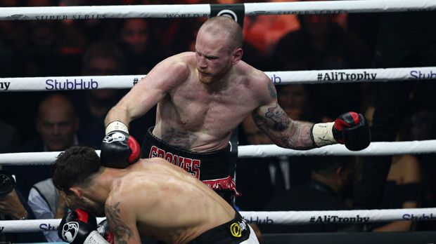George Groves vs. Jamie Cox - Bildquelle: imago/Action Plus