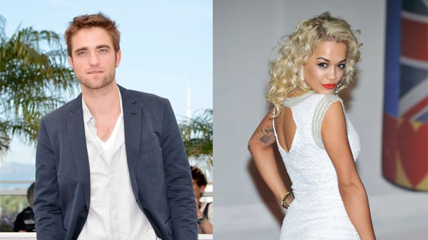 che Robert Pattinson dating ora