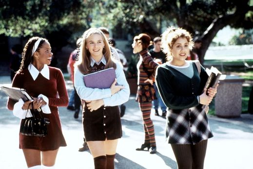 Clueless - Was sonst! - Ihr Catwalk ist der Schulweg: Cher (Alicia Silverston...