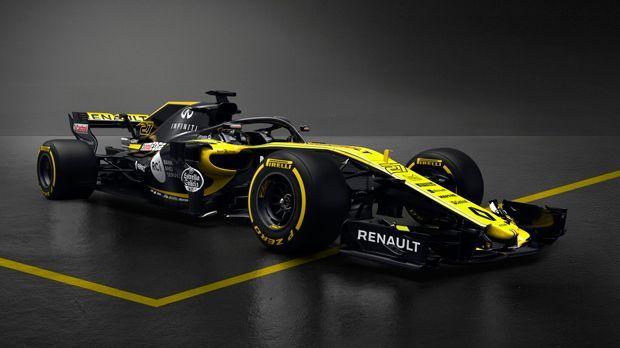 Renault Sport F1 Team  - Bildquelle: Twitter/Renault F1