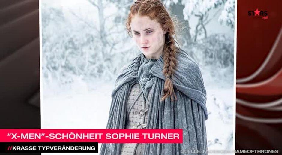 Game Of Thrones Star Sophie Turner überrascht Mit Ganz Neuem Lo