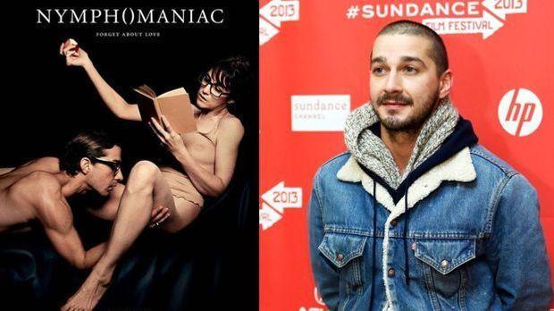 "Shia LaBeouf in ""Nymphomaniac"": Echte Sex-Szenen vor laufender Kamera?"