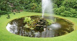 springbrunnen selber bauen: hingucker im garten | sat.1 ratgeber - Springbrunnen Selbst Bauen