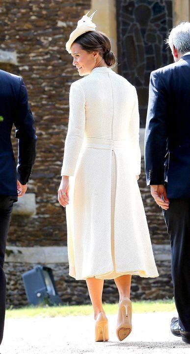 Taufe-Prinzessin-Charlotte-15-07-05-08-AFP - Bildquelle: AFP
