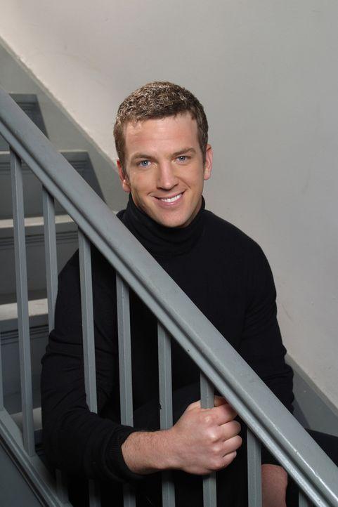 (4. Staffel) - Eds bester Freund und Berater in Herzensangelegenheiten: Dr. Mike Burton (Josh Randall) ... - Bildquelle: TM &   Paramount
