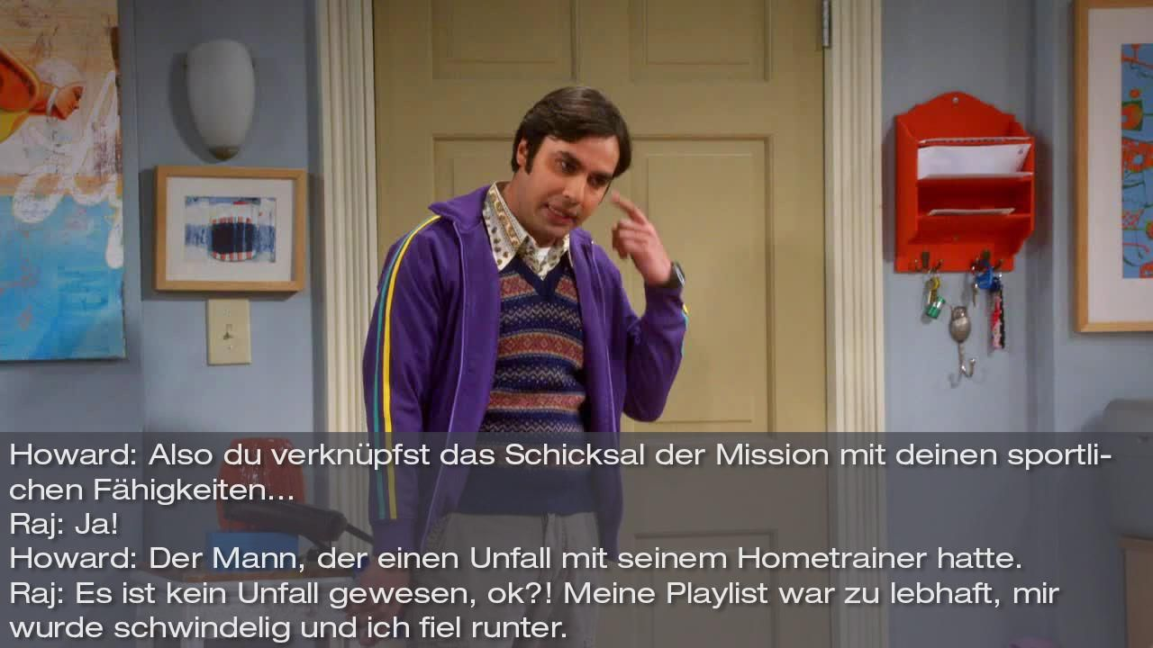 Zitate The Big Bang Theory Staffel 8 Folge 12 Bild5 - Bildquelle: Warner Bros. Television