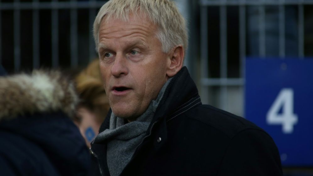 Will HSV-Präsident bleiben: Jens Meier - Bildquelle: FIROFIROSIDfiro Sportphoto  Selim Sudheimer