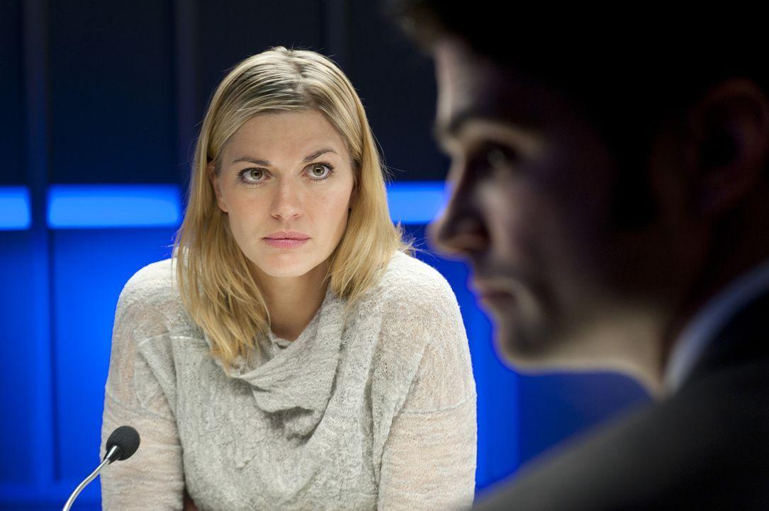 Maria Zakel (Nina Bott) hatte gute Gründe, die Ermordete zu hassen ... - Bildquelle: SAT.1