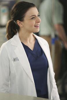 Grey's Anatomy - Wird durch ein Zusammentreffen im Krankenhaus von ihrer düst...