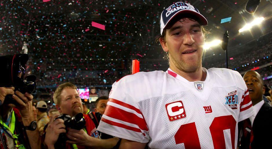 Saison 2007: New York Giants - Bildquelle: Getty Images