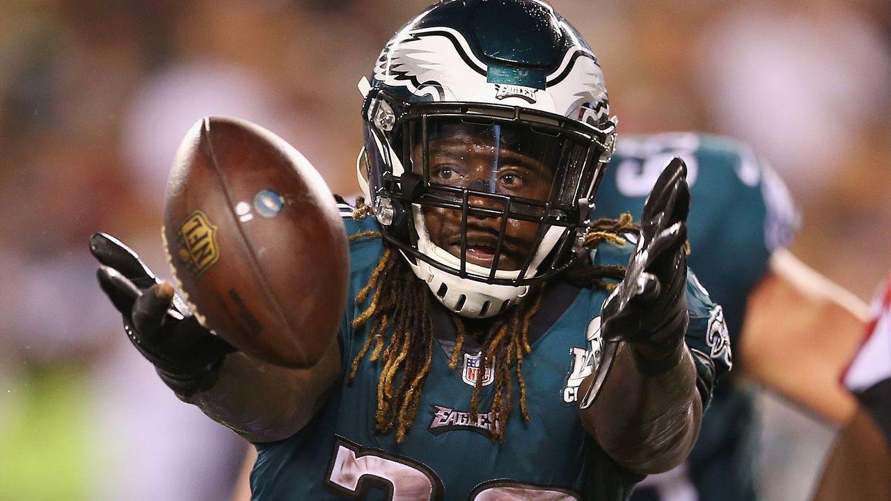 Jay Ajayi (Philadelphia Eagles) - Bildquelle: Getty Images