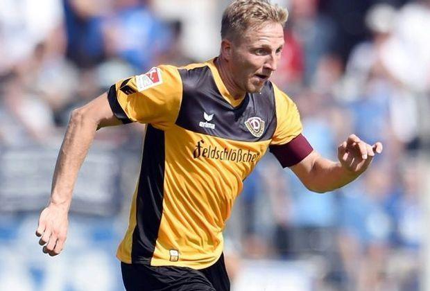Dynamo Dresden kann wieder auf Marco Hartmann setzen
