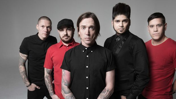 "Billy Talent ""Afraid of Heights"""