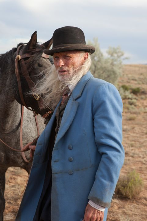 Sheriff Jackson (Ed Harris) erhebt Anspruch auf ein Stück Land in New Mexico. Doch auch andere glauben, dass das Grundstück ihnen gehört - ein bluti... - Bildquelle: Lorey Sebastian 2012 ARC Entertainment LLC