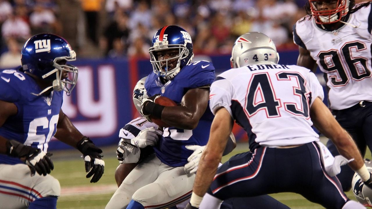 Super Bowl 2012: New York Giants (21:17 gegen die New England Patriots) - Bildquelle: imago sportfotodienst