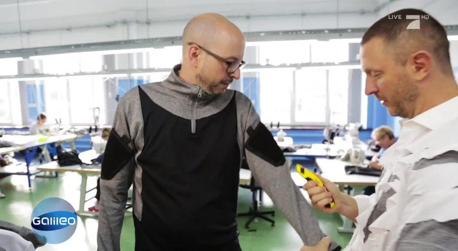 Galileo Video Sicherheit Zum Anziehen Das Wunder Shirt Im Check