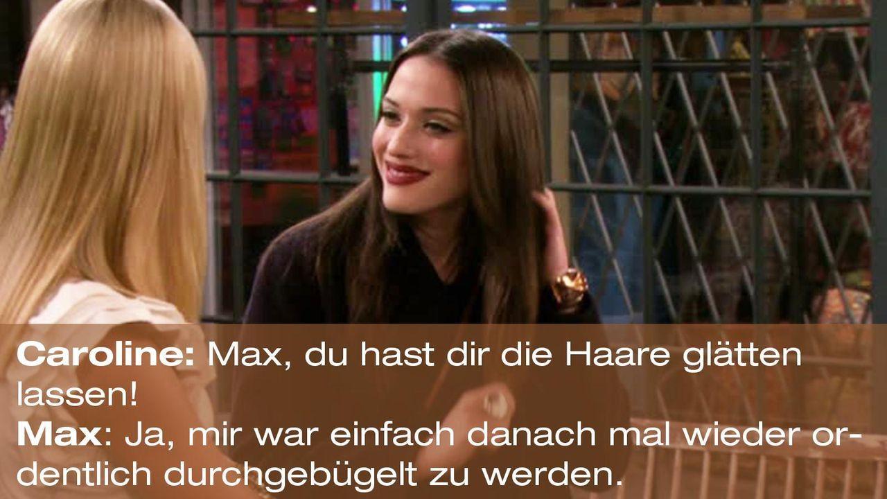 2 Broke Girls Die Besten Zitate Von Max