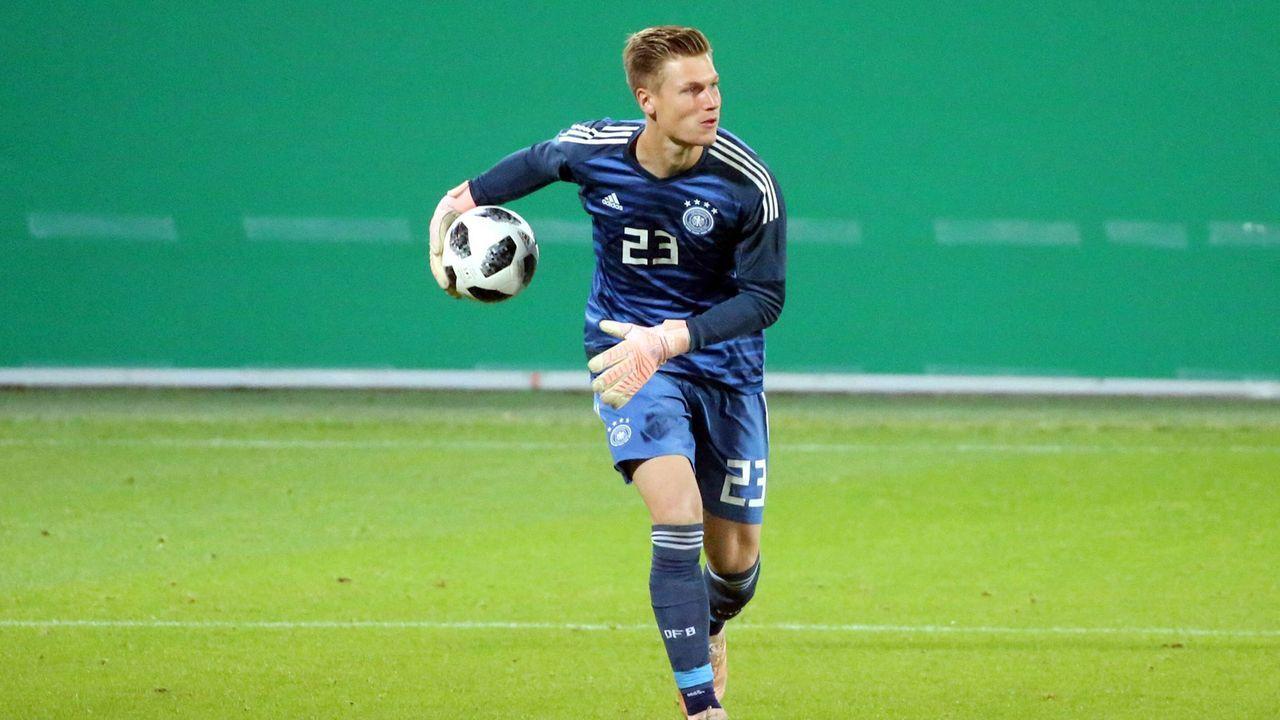 Moritz Nicolas ( Borussia Mönchengladbach)   - Bildquelle: imago