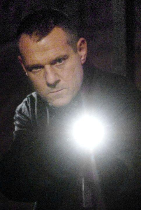 Kann Dwayne (David Kennedy) Licht ins Dunkel bringen? - Bildquelle: Sony Pictures Home Entertainment